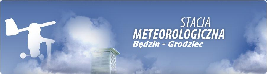 Stacja Meteorologiczna Będzin - Grodziec
